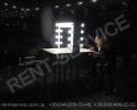 Аренда гримерного зеркала с подсветкой