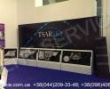 Баннерный стенд на выставку