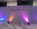 Аренда прожекторов для подсветки баннеров