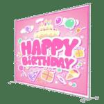 банер на день народження